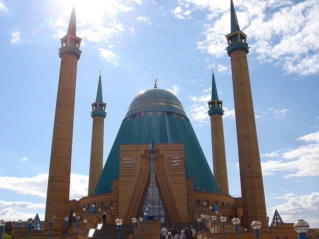 39. Yusuf Camii, Pavlodar, Kazakistan