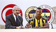 Nani, Fenerbahçe ile 3 Yıllık Sözleşme İmzaladı