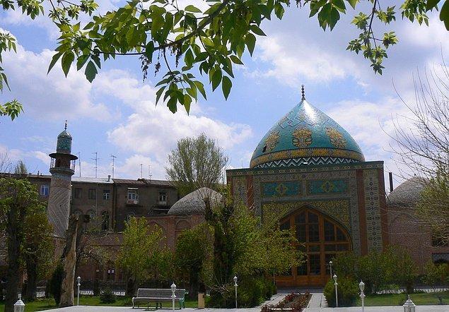 28. Gök Camii, Erivan, Ermenistan
