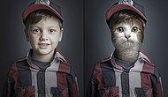 Görünce Ekranı Mıncıracağınız Sahipleri Gibi Giydirilmiş Aşırı Sevimli 15 Kedi