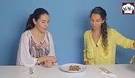 Yabancılar Türk Yemeklerini Denerse: Mücver, Yaprak Ciğer