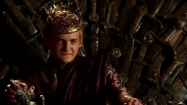 2. Game of Thrones - Joffrey Baratheon