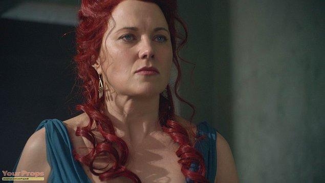 9. Spartacus - Lucretia