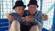 Çılgın Hollywood Dedeleri Ian McKellen ve Patrick Stewart'ın Yaş 70 İş Bitmemiş Dedirten 14 Fotoğrafı