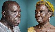Bir Gelenek Olarak Yüzüne Faça Atan Son Nesil: 9 Karede Afrikalı Kô Kabilesi