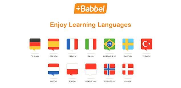 Yeni Bir Dil öğrenmek Isteyenlere Yardımcı Olmayı Bekleyen 9 Web
