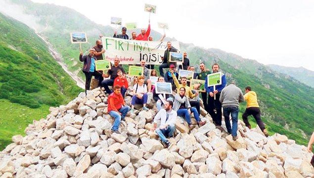 Projeye karşı protestolar başladı