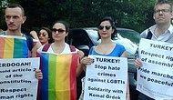 İstanbul LGBTİ Onur Yürüyüşü'ne müdahale Londra'da protesto edildi