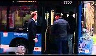 Zengin ile Fakirin Otobüse Biletsiz Binme Deneyi