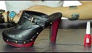 Oje ile Ayakkabı Boyanır mı? | Giyen Bayan