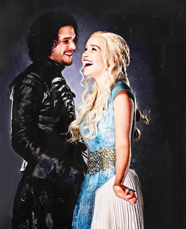 Jon ve Daenerys'in Doğacak Olan Çocuğu
