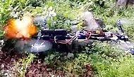 Hava Ateşlenebilen Drone Tabanca