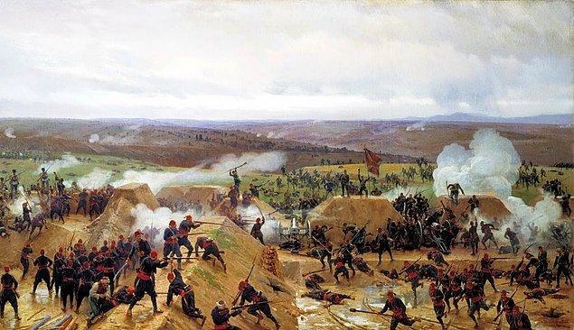 11. Avusturya Ordusu Lombardlı İtalyanlardan, Balkan Slavlarından, Avusturyalılardan ve çeşitli azınlıklardan oluşan karma bir ordudur.
