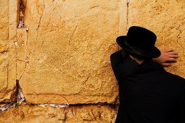 22. Ağlama Duvarı, Kudüs
