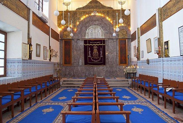 27. Salat Al Azama Sinagogu; Marakeş