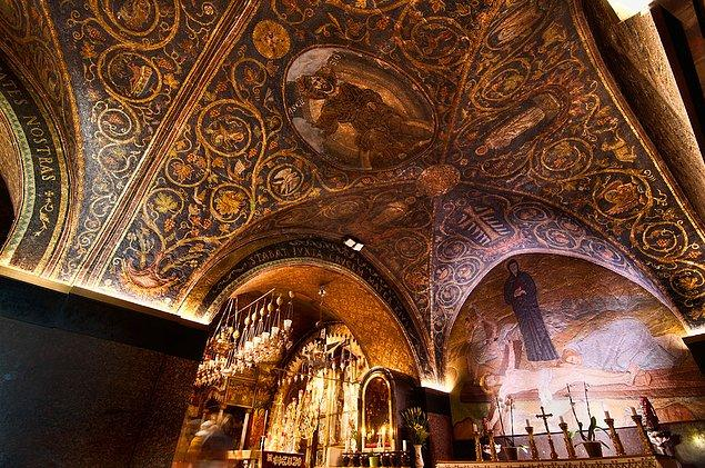 40. Kutsal Kabir Kilisesi; Kudüs