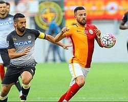 Galatasaray, İtalya'nın Udinese takımıyla yaptığı karşılaşma taraftarın çıkardığı olaylar yüzünden iptal oldu.