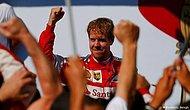 Vettel'den İkinci Zafer