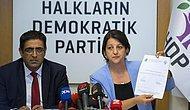HDP Dokunulmazlık Dilekçelerini Verdi