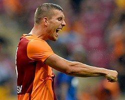 """Podolski: """"Bu Sezon Çok Sert Geçecek"""""""