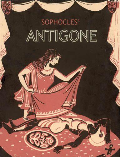 a comparison of oedipus and creon as leaders in the plays of sophocles Antigone by sophocles is an ancient greek drama which is an exploration of the divine human  antigone creon,  here comes antigone, suffering daughter of oedipus.