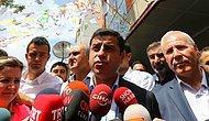 Demirtaş: Urfa'da 2 Polisin Öldürülmesi 'Provokasyon Kokan Kirli Bir Eylem'