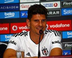 Mario Gomez: 'Beşiktaş, yüksek hedefleri olan bir camia'