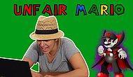 Gençler 'Unfair Mario' Oynuyor