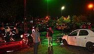 Sultanbeyli Polis Merkezi önünde inceleme yapan polislere ateş açıldı!