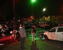 Sultanbeyli'de saldırı düzenlenen polis merkezinin önünde inceleme yapan polislerin üzerine kimliği belirsiz kişi ya da kişilerce ateş açıldı. Açılan ateş sonucu bir vatandaş kolundan yaralandı.