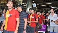 Galatasaray'ın Sivasspor Kadrosu Belli Oldu