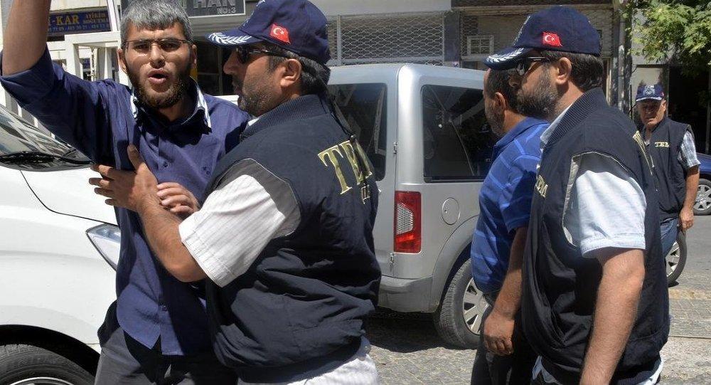 IŞİD Operasyonlarında Gözaltına Alınan 13 Kişi Serbest 16