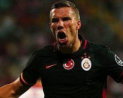 Podolski ve Aatif'tan maç sonu açıklamalar