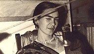 Birbirinden Güzel 10 Frida Kahlo Fotoğrafı