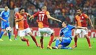 Galatasaray'ın Real Madrid Kadrosu Açıklandı
