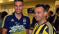 Fenerbahçe Kafilesi Atina'da