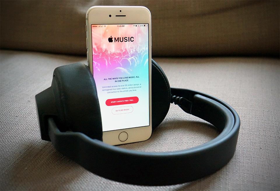 Apple Music, ABD'de Spotify'dan Daha Fazla Tercih Edilmeye Başladı ile ilgili görsel sonucu
