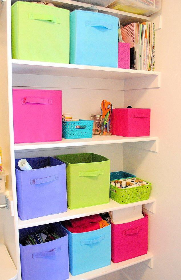 Organize olun.