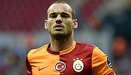 Sneijder'in Yeni Yıllık Ücreti Belli Oldu