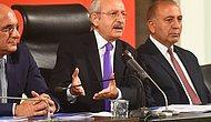 Kılıçdaroğlu: 'Akan Kanın Sorumlusu Kaçak Sarayında Oturuyor'