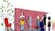 Kadın ve Erkek Eşitsizliğini Yüzümüze Tokat Gibi Çarpan 12 Ödüllü Çizim