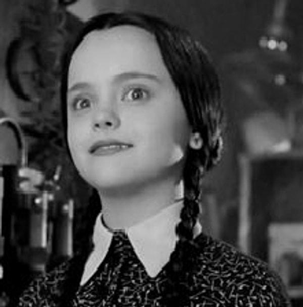 Addams'ların Wednesday
