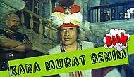 Bizans Bükücü Süper Kahraman Kara Murat'tan Özlenen 10 Sahne