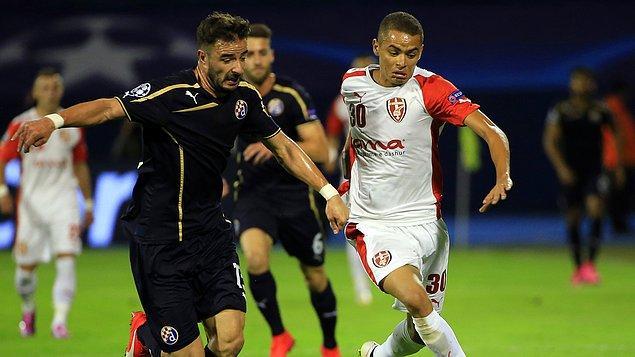 Dinamo Zagreb 4-1 Skënderbeu