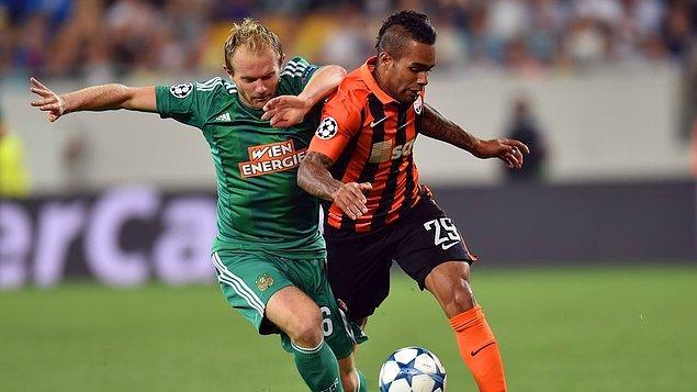 Shakhtar Donetsk 2 - 2 Rapid Wien