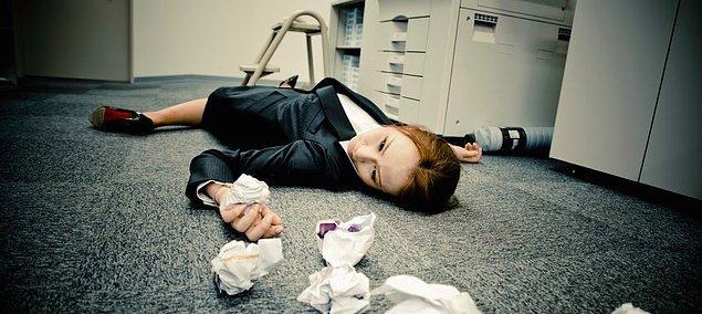 4. Uzun çalışma saatleriyle erken ölümler bağlantılı