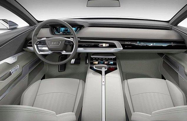 3. 2030'lu yıllarda pek çok kişi sürücüsüz otomobil sahibi olacak.