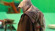 Michael Fassbender'in 'Assassin's Creed'den İlk Görüntüleri Sızdı
