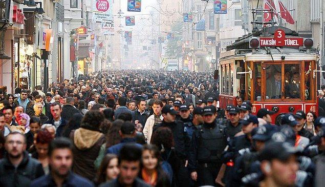 2. Küresel Mutluluk Endeksinde Türkiye Sondan Üçüncü
