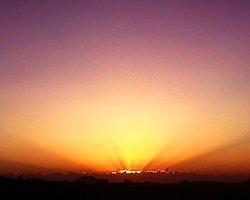 Güneş! Dünya'nın gerçek efendisi.